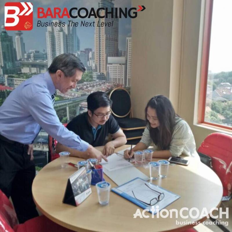 A coach is your guide to success